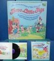 Three Little Pigs/レコード(60s/絵本付)