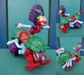 TMNT/SLUDGEMOBILE(Loose)