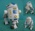 R2-D2風ソフビ(Loose)