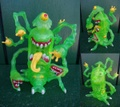 Extreme Ghostbusters/House Ghost(Loose)