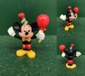 ミッキーマウス/PVCフィギュア(80s/E)
