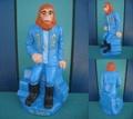 猿の惑星/コインバンク(70s/Dr.Zaius)