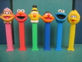 PEZ/Sesame Streetセット
