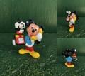 ミッキーマウス/PVCフィギュア(80s/電話)
