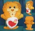 CareBears/クッションドール(Brave Heart Lion)