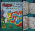 CASPER/ぬりえ(1980)
