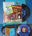 Huckleberry Hound/レコード(EP/1950s)