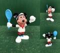 ミッキーマウス/PVCフィギュア(80s/J)