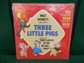 Three Little Pigs/絵本付きEP(60s)