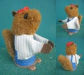 Woodsey Squirrel(Loose/C)
