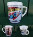 SUPERMAN/プラスチックマグ(70s)