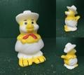 El Pollo Loco/ミニソフビ(80s)