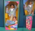 Barbie/Cool Shavin' Ken(1996)