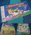 THE HOUNDCATS/ボードゲーム(1973)