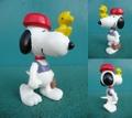 Snoopy/PVC(80s/ウッドストック)