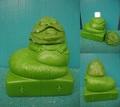 Jabba the Hutt/シャンプーボトル(1980s)