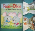 Pixie and Dixie/絵本(1961/W)