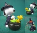 Snoopy/PVCキーホルダー(A)