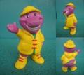 Barney/PVCフィギュア(90s/E)
