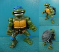 TMNT/Talking Leo.(Loose)