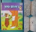 YOGI BEAR/アクティビティブック(80s/A)