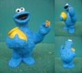 クッキーモンスター/PVCフィギュア(クッキージャー)