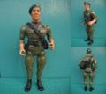 RAMBO/Colonel Trautman(Loose)