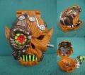 MIGHTY MAX/Skull Warrior
