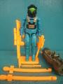 G.I. Joe/ASTRO VIPER v2(93/Loose)