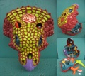 MIGHTY MAX/Blows Up Dino Lab