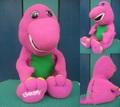 Barney/ぬいぐるみ(45cm)