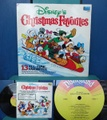 Disney's Christmas Favorites/レコード(70s/絵本付)
