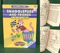 SNAGGLEPUSS/アクティビティブック(80s)