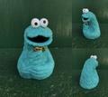 クッキーモンスター/フィンガーパペット(90s)