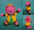 Barney/PVCフィギュア(90s/D)