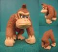 Donkey Kong/PVCフィギュア
