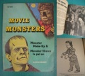 MOVIE MONSTERS/洋書(1975)