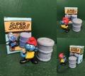 SUPER SMURF/消防士(80s/箱付)