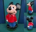 ミッキーマウス/コインバンク(70s/28cm)