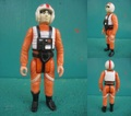 Luke Skywalker/X-Wing(Loose)