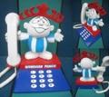 PUNCHY/電話機(1980s)