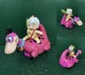 Flintstones/ミニカー(90s/バンバン)