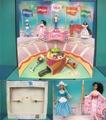 Barbie&HotWeeles/マクドナルド ストアディスプレイ