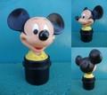 ミッキーマウス/ソフビ(70s)