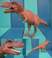 J.P/Tyrannosaurus Rex(Loose)