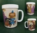 McDonald's/プラスチックマグ(70s/イラスト版)