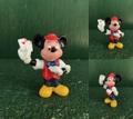 ミッキーマウス/PVCフィギュア(80s/トランプ)