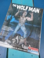 THE WOLF MAN/モデルキット(80s)