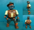 TMNT/Safari Mike.(Loose)