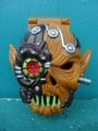 MIGHTY MAX/Battles Skull Warrior(Loose)